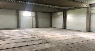 Smaller warehouse and offices for rent, Prague 9 - Horni Pocernice