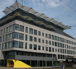 Factory Office Center, Nádražní, Praha 5 -  Smíchov