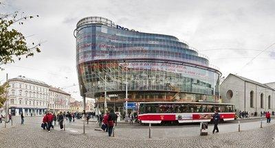 Atraktivní kanceláře na Andělu, Praha 5