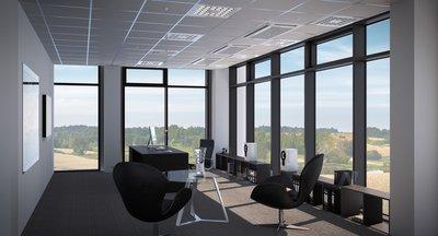 Aspira Business Centre, Bucharova, Praha 5 - Stodůlky
