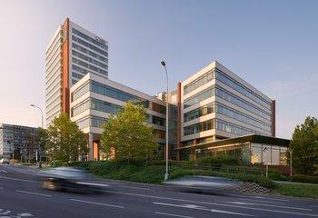 Coral Office Park, Bucharova, Praha 13 - Stodůlky