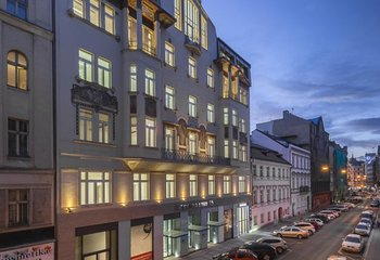 Jungmannova 15,  Praha 1- Nové Město