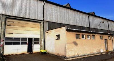 Pronájem: skladovací a výrobní prostory - Pardubice