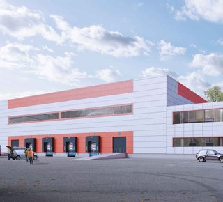 Industriepark Rosice, Lager / Sonderanfertigung 1.500 - 8.000 m2