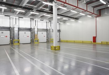 For rent: Modern warehouse and production space, Rosice