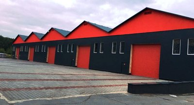 Pronájem - sklady, haly, skladovací a výrobní prostory -  Aš, (okr. Cheb) Karlovarský kraj