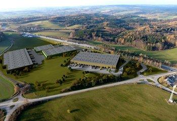 Sázava Logistics Park, Ostředek - pronájem skladových a výrobních ploch
