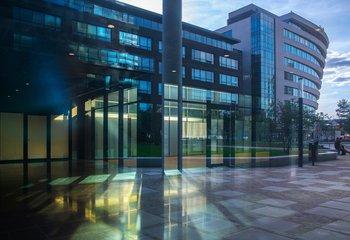 Pronájem nových kanceláří v centru-Vlněna