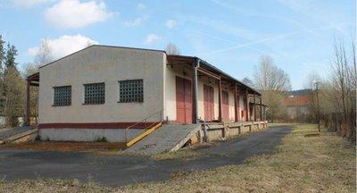 Nabídka pronájmu / prodeje průmyslového areálu v Mariánských Lázních