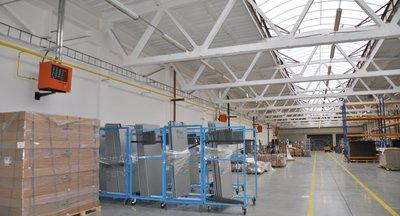 Pronájem: skladovací a výrobní prostory (sklady, haly) - až 8.000 m2, Prachatice