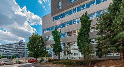 Kanceláře BB Centrum - budova D