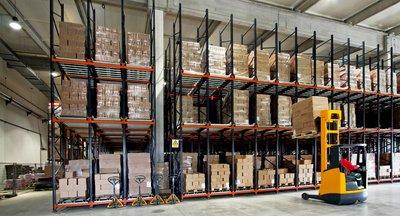 Logistické služby, až 9 000 paletových míst - Strančice (Praha východ)