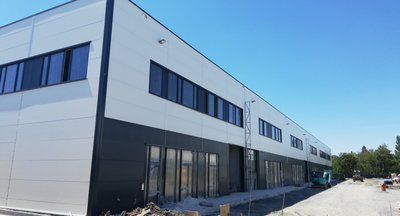 For rent: Modern warehouse space from 640 sq m - Prague 10 - Hostivař