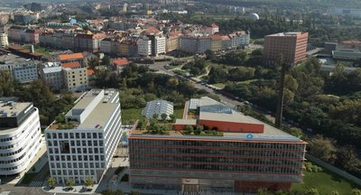 Palmovka Open Park - Praha 8