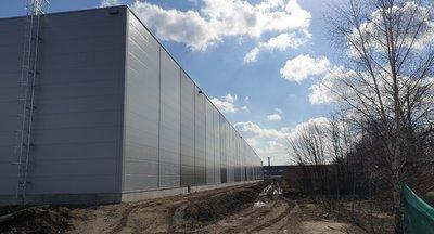 For rent: modern warehouse / production premises, up to 51,000 m2 - Prostějov