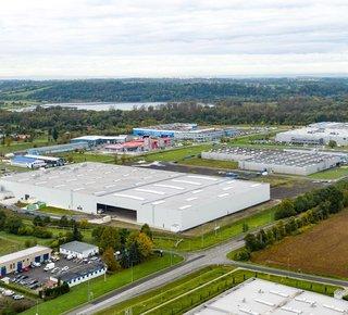 CTPark Karviná - Pronájem moderních skladových / výrobních prostor