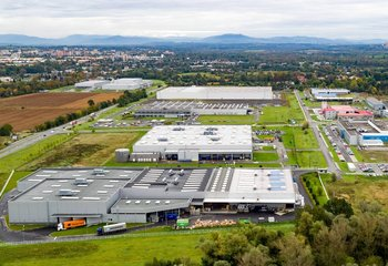 CTPark Karviná - Lease of modern warehouse / production space