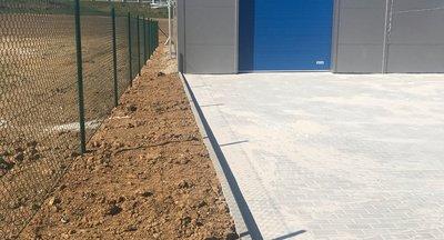 Pronájem moderních skladových a administrativních prostor,  600 m² - D1, Nupaky