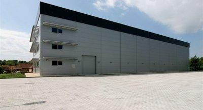 Pronájem skladovací a výrobní prostory - Hostouň