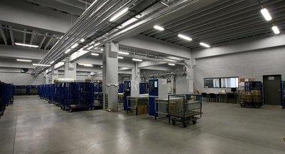 Pronájem: Moderní skladové / výrobní prostory 1.680 m2 - Říčany