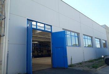 Pronájem - skladové / výrobní prostory, 576 m2 - Praha 10