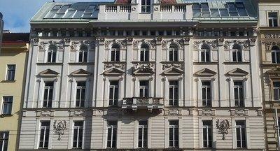 European Business Center, Dukelských hrdinů, Praha 7 - Holešovice