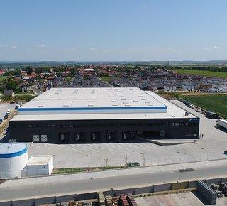 Logistické služby, až 4.000 paletových míst, Nehvizdy u Prahy
