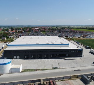 Logistikdienstleistungen, bis zu 4.000 Palettenplätze, Nehvizdy bei Prag