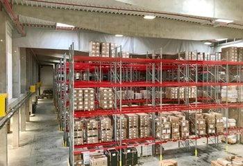 Logistics services, up to 4,000 pallet units, Nehvizdy (Prague East)