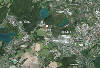 Prodej, Ostatní komerční nemovitosti, 50.000 m² - Újezdeček