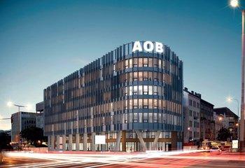Argentinská Office Building, Argentinská, Praha 7 - Holešovice