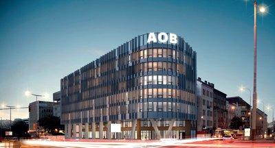 Argentinská Office Building, pronájem kancelářských prostorů - Praha 7