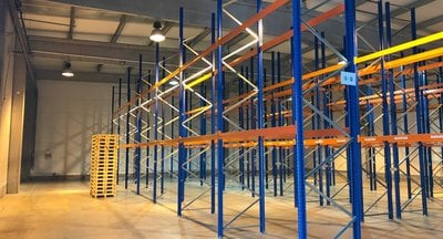Pronájem skladových/ výrobních prostor, 950 m² - Kuřim, Brno - venkov