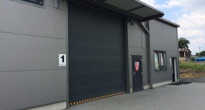 Moderní skladové a výrobní prostory s kancelářemi - Křoví u Velké Bíteše (exit 162, D1)