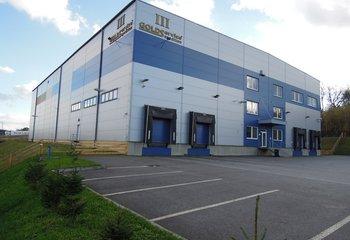 Warehouses for lease, 2,800 m² - Pelhřimov