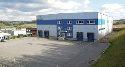 Warehouses for lease, 2,800 m² - Pelhřimov
