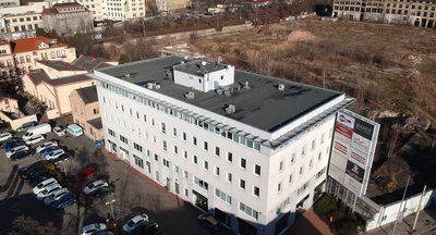 Kancelářské prostory Kolbenova 394m² - Praha - Vysočany