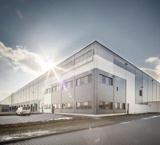 Rent: warehouses, halls (industrial complex), České Budějovice
