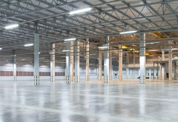 Modern warehouse space for rent, 3.741 m2 - Prague East