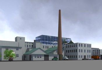 Pronájem - skladovací a výrobní prostory, 1400 m2, Prostějov