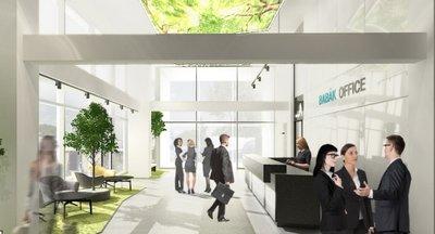 Pronájem nových kanceláří s nádherným výhledem - Královo Pole