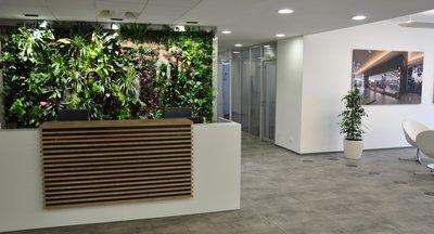 Kancelářské prostory k pronájmu, 761m² - Praha 8 - Karlín