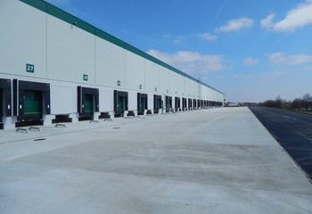 Storage with services, up to 5,000 pallet spaces - Prague West