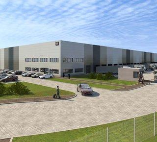 VGP Park Vyškov- pronájem skladových a výrobních prostor
