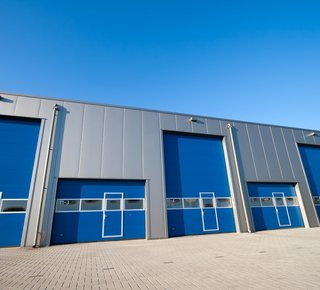 Modern warehouse space for rent, 22.000 m2 - Uničov (Olomouc region)