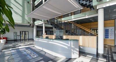 Pronájem, Kanceláře ARGO ALPHA OFFICE BUILDING, 350m² - Praha - Vokovice