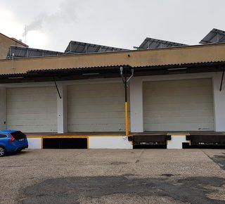 Miete: Lager- und Produktionsanlagen, Lager, Hallen - Chomutov