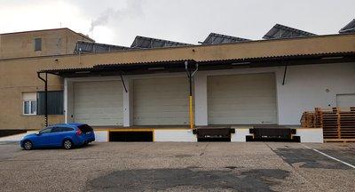 Pronájem: skladovací a výrobní prostory, sklady, haly - Chomutov