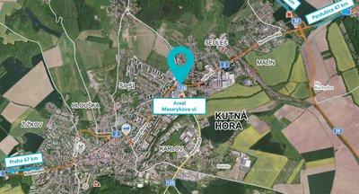 Prodej, Sklady, 15 998m² - Kutná Hora