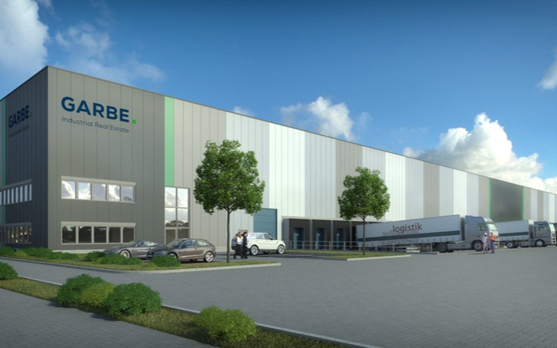 Rent: warehouses, halls, storage facilities - Chomutov